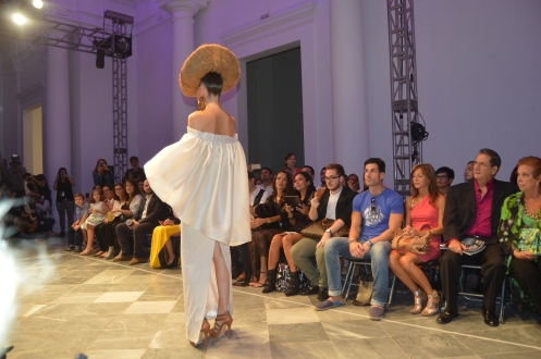 Desfile Alexis Carballosa XVII Valencia Fashion Week