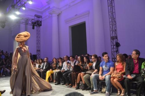 Desfile Alexis Carballosa XVII Valencia Fashion Week