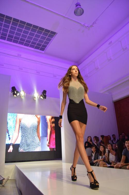 Desfile de Anillarte en Valencia Fashion Week XVII