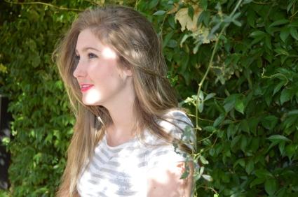 Beauty Party de Fin de Verano del 13 de septiembre. Marta no pudo quedar más guapa.
