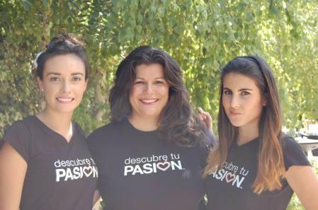Os presento a Erika, Gema y Paloma, las protagonistas de este post.