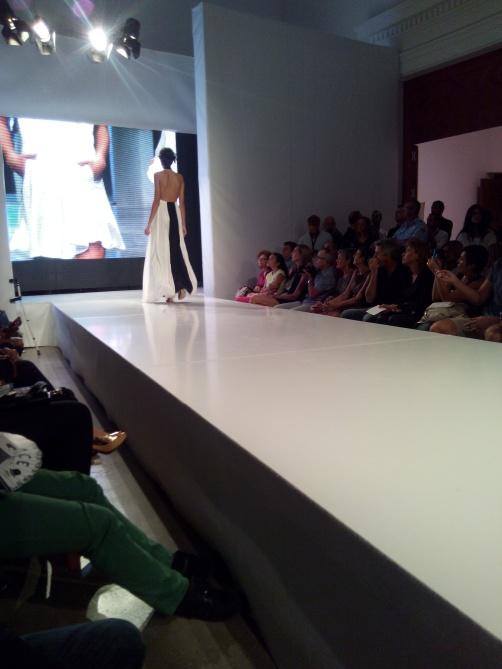 Desfile María Cozar Couture en Valencia Fashion Week XVII