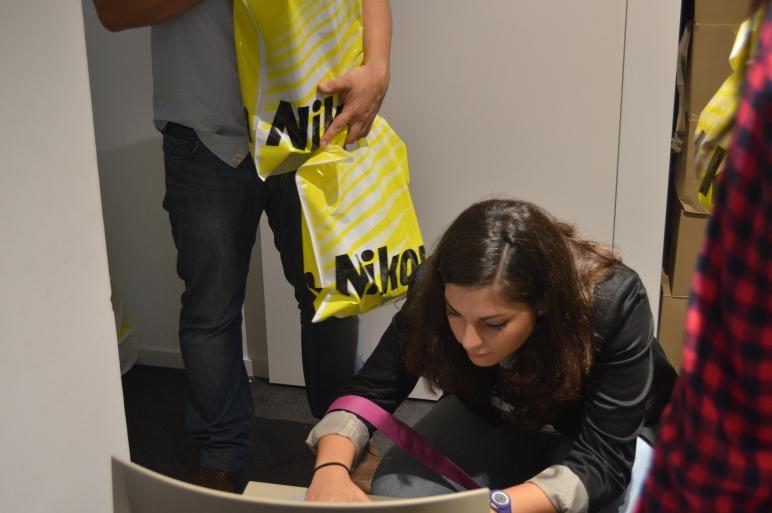 Alba, Deluxzone, apuntándose a #NikonRetoBloggers