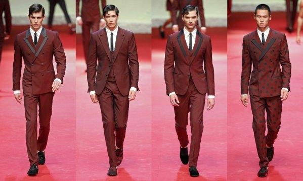 Dolce & Gabbana, primavera-verano 2015.